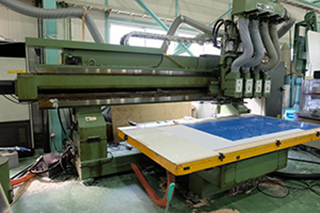 Numerical Control router