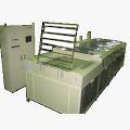 Cleaning machine of different kinds