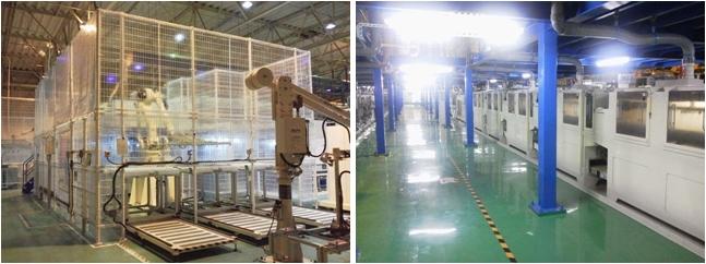 株式会社NSCの生産装置