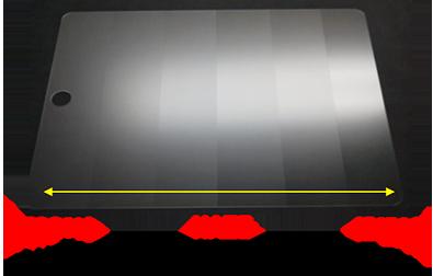 ガラス表面の濁度(曇度) 『HAZE』