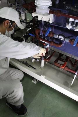 製造業で欠かせない装置のメンテナンスや保守業務
