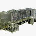 起立搬送型現像装置